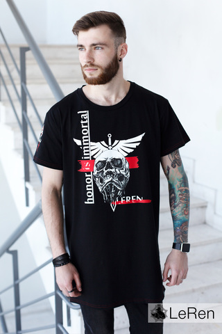 Футболка LeRen Immortal Black