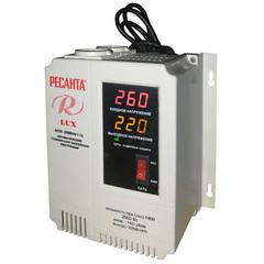Стабилизатор напряжения АСН-2000 Н/1-Ц Ресанта Lux