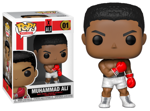Фигурка Funko Pop! Sports Legends - Muhammad Ali