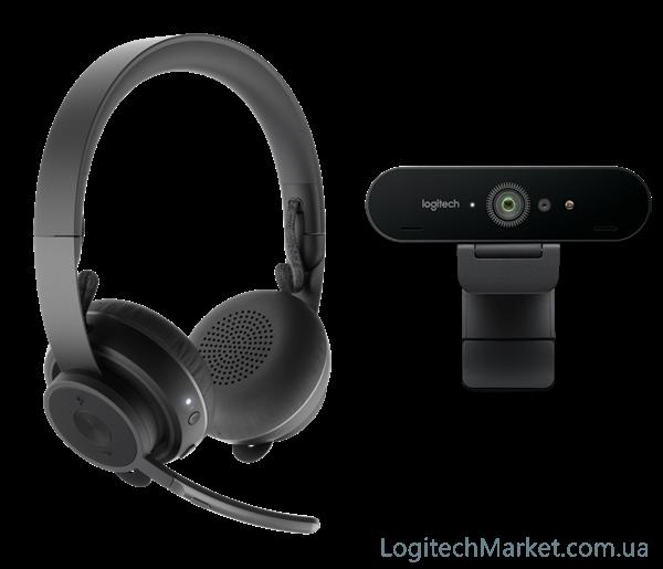 LOGITECH Pro Personal Video Collaboration Kit