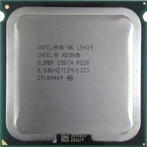 Intel Xeon L5420 Harpertown