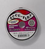 Ювелирный тросик Accu-Flex, 0,36 мм, 49 струн, цвет