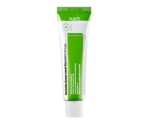 Восстанавливающий крем с центеллой, 50 мл / Purito Centella Green Level Recovery Cream