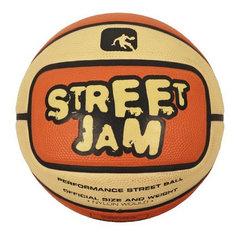 Мяч AND1 Street Jam orange/cream