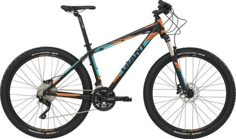 Giant Talon 27.5 2 LTD (2016) черный