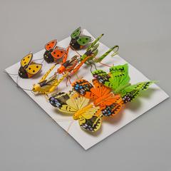 Набор насекомых 9 шт 282837S