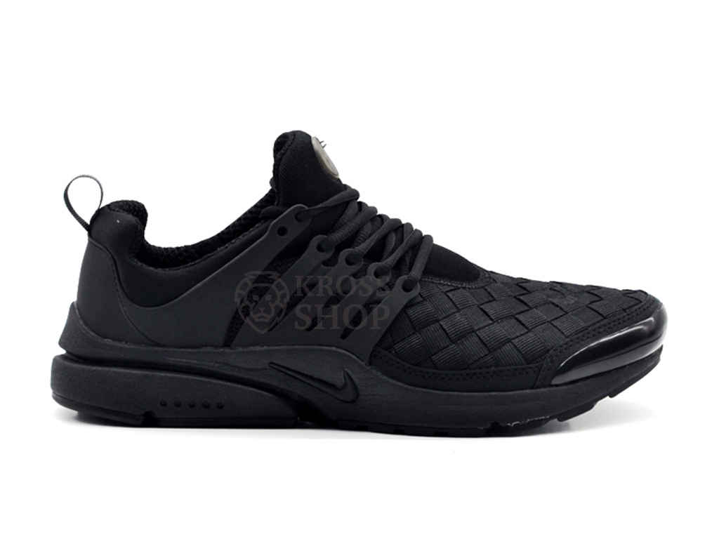 Nike Men's Air Presto SE Black