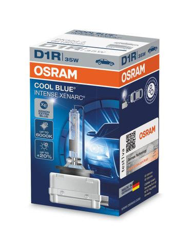 D1R Xenarc Cool Blue Intense Ксеноновая лампа OSRAM (артикул 66150CBI)