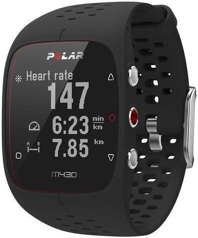 Умные спортивные часы Polar M430 , Black