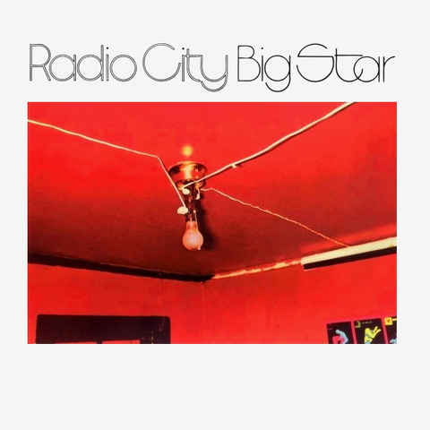 Big Star ‎/ Radio City (LP)