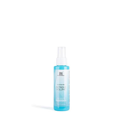 Однофазный спрей для волос TNL Solution Pro Extreme Volume для объема с протеинами пшеницы, 100 мл