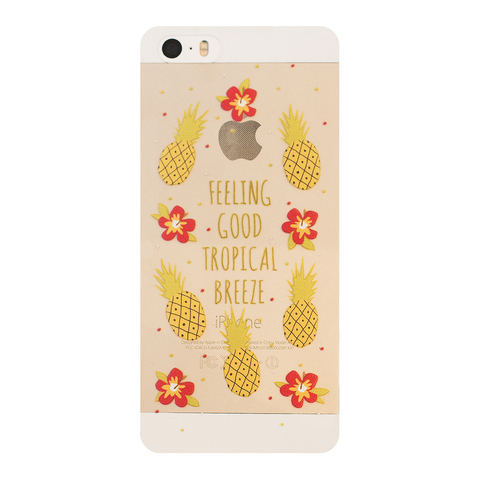 Чехол на Iphone 5/5s Pineapple