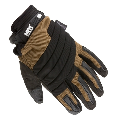 MFH Defence Handschuh Operation schwarz/coyote