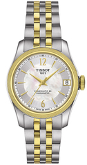 Женские часы Tissot T108.208.22.117.00 Ballade Powermatic 80 COSC Lady