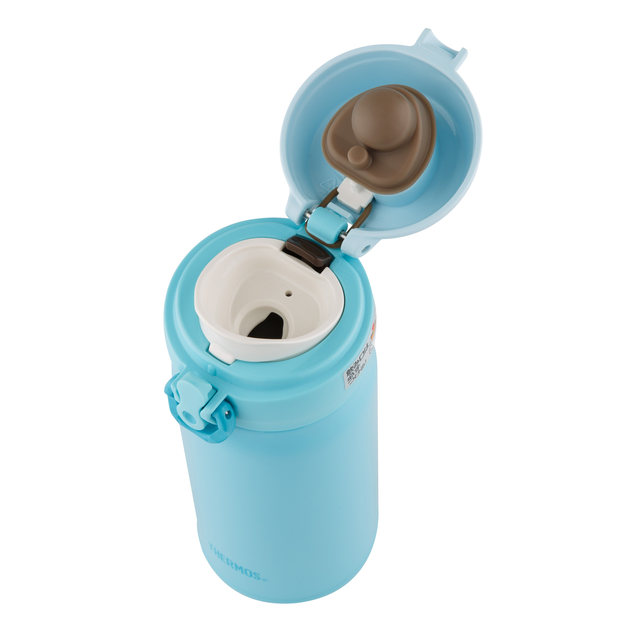 Термос Thermos JNL-352-SKY суперлегкий, (0,35 литра), голубой