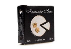 Cыр Камамбер Блан с орехами, 125г