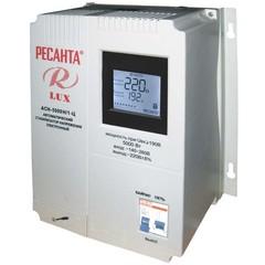Стабилизатор напряжения Ресанта АСН-5000 Н/1-Ц Ресанта Lux