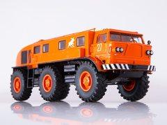 ZIL-E167 All-terrain vehicle 1:43 Start Scale Models (SSM)