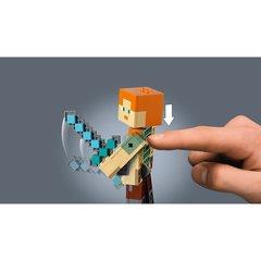 Конструктор LEGO Minecraft Большие фигурки Minecraft Алекс с цыплёнком 21149