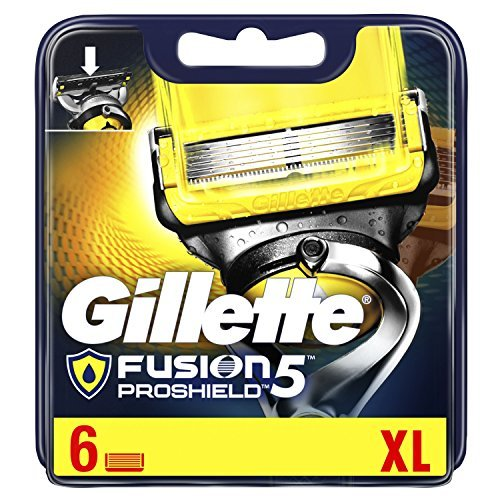 GILLETTE Fusion ProShield (6)