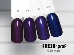 Гель лак Fresh Prof Kosmos 10мл KSM №15
