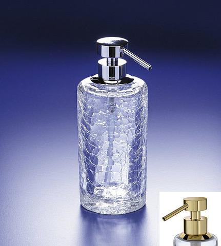 Дозатор для мыла 90432O Cracked Crystal от Windisch