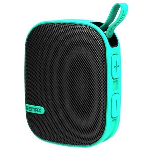 Портативная колонка Remax Bluetooth Speaker (OR) RB-X2 Mini Green