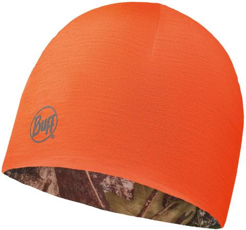 Двухслойная полиэстровая шапка Buff Hat reversible polyester Obsession