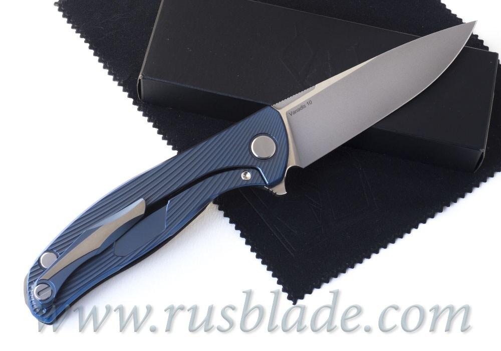 Shirogorov HATI BA#8 Vanadis 10 CF Custom Division