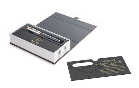 Ручка-роллер Parker Sonnet Special Edition 2018 Stratum Grey PGT123