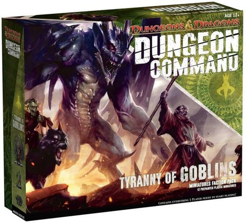 Dungeon Command: Tyranny of Goblins / Тирания Гоблинов