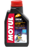 Моторное масло Motul Snowpower 4T 0W-40 (1л)