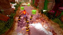 Xbox One Crash Bandicoot N'sane Trilogy (английская версия)