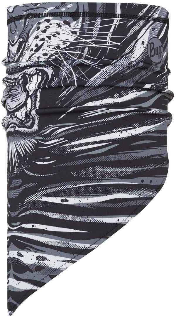 Шарф-бандана сноубордическая Buff Bandana Tech Fleece Tiger Grey