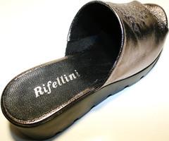 Женские сабо на платформе Rifellini Rovigo, кожа