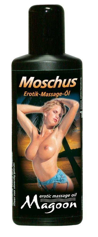 Массажные масла и свечи: Массажное масло Magoon Muskus - 100 мл.