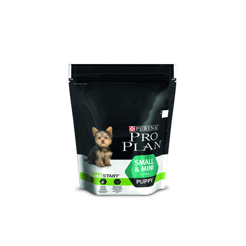 Pro plan small & mini puppy with chicken & rice dog