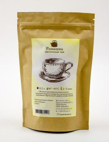 Альпийский чай «Ромашка»