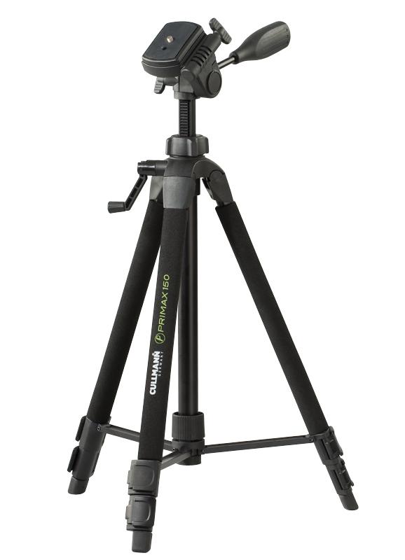 Штатив Cullmann Primax 150 для фотоаппаратов и видеокамер Canon, Nikon, Panasonic и т.д