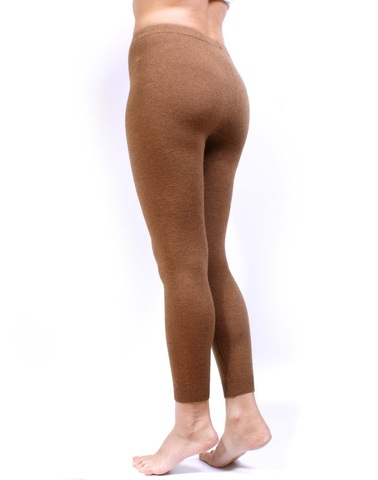 легинсы из верблюжьей шерсти фото 1