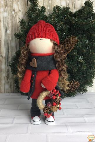 Кукла Ася из коллекции - Fairy doll