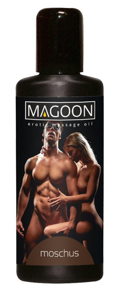 Массажные масла и свечи: Массажное масло Magoon Muskus - 50 мл.