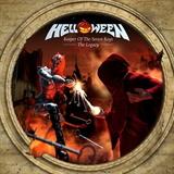 Helloween / Keeper Of The Seven Keys: The Legacy (RU)(2CD)