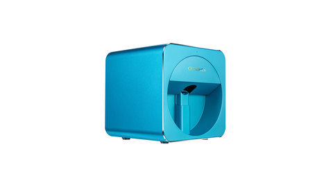 Принтер для ногтей O2Nails FULLMATE X11 Blue (голубой)