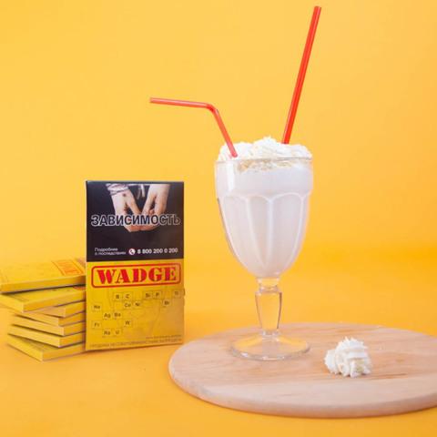 Табак Wadge Titanium Milkshake 100 г