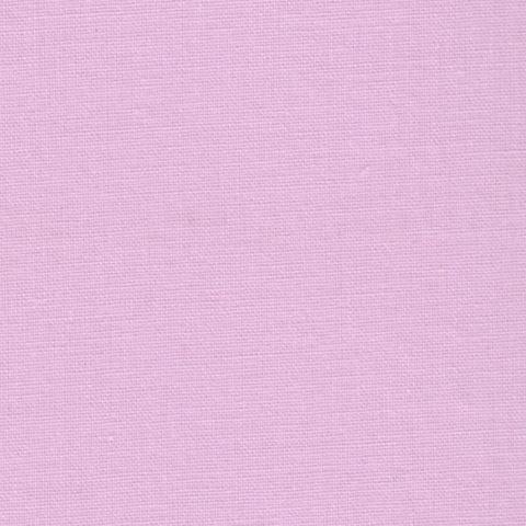 Простыня на резинке 180x200 Сaleffi Tinta Unito с бордюром бязь лиловая