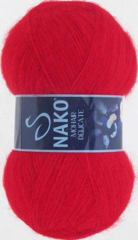 Купить Пряжа Nako Mohair Delicate Код цвета 6150 | Интернет-магазин пряжи «Пряха»