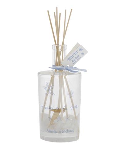 Диффузор-ароматизатор для дома с палочками Слышу море, Amelie et Melanie