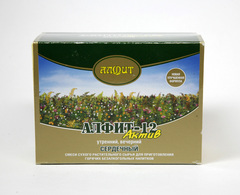 Чай Алфит № 12 сердечный 60 бр. (Гален)