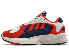 Adidas YUNG 1 Grey/Red/Navy